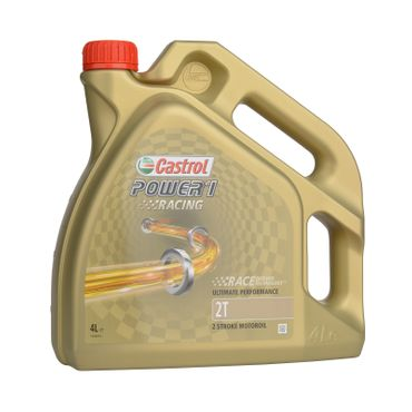 Castrol Power 1 Racing 2T - 4 Liter