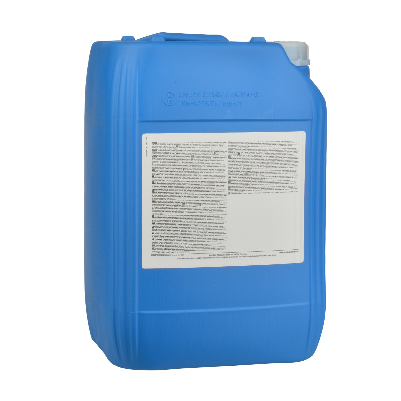 Aral SuperTronic 0W 40 20 Liter