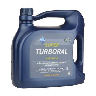 Aral SuperTurboral 5W-30 - 4 Liter