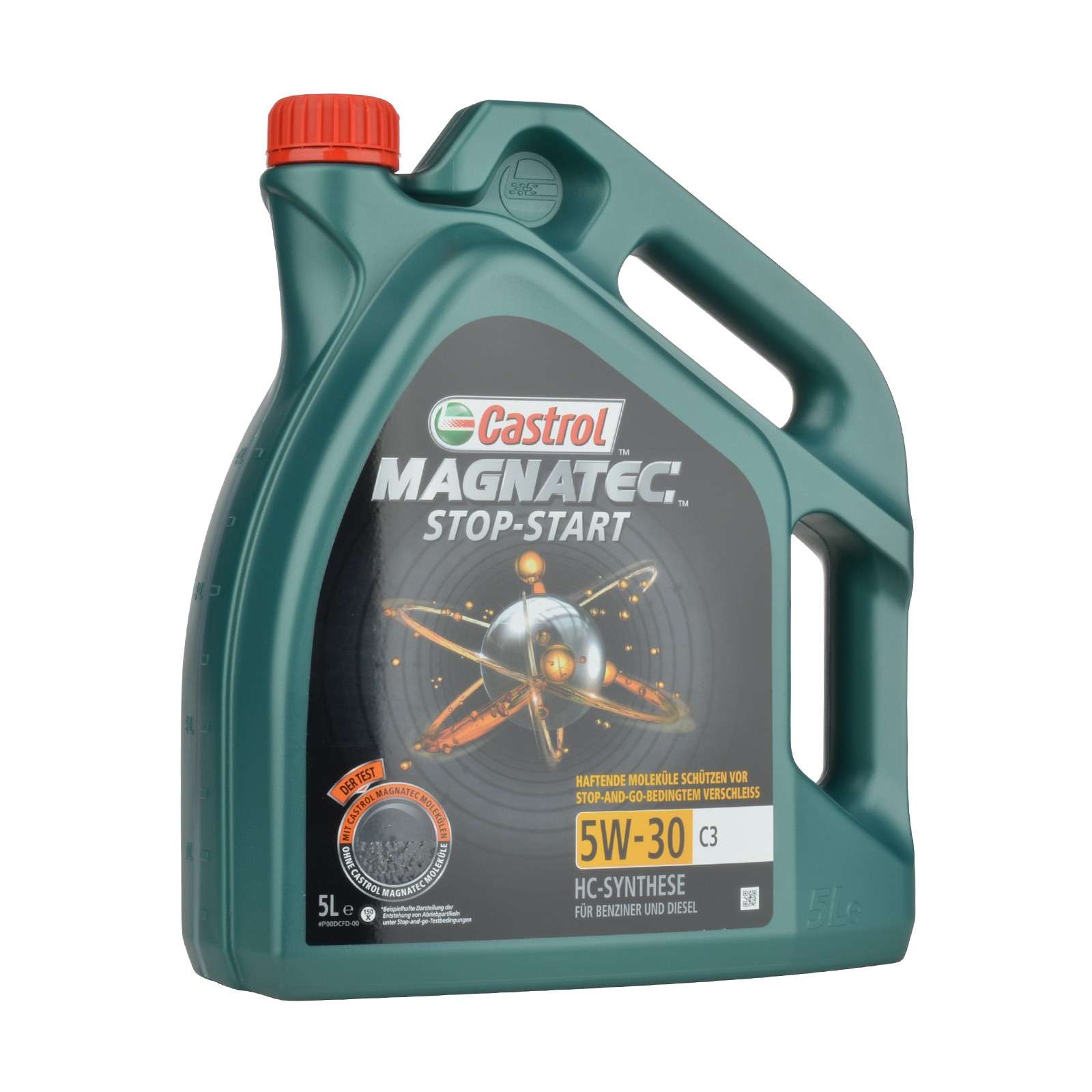 Castrol Magnatec Stop-Start 5W-30 C3 - 5 Liter – Bild 1