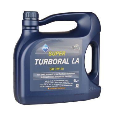 Aral SuperTurboral LA 5W-30 -  4 Liter – Bild 1