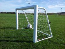 ELF Sports aluminium mini soccer goal - absolutely weatherproof - foldable