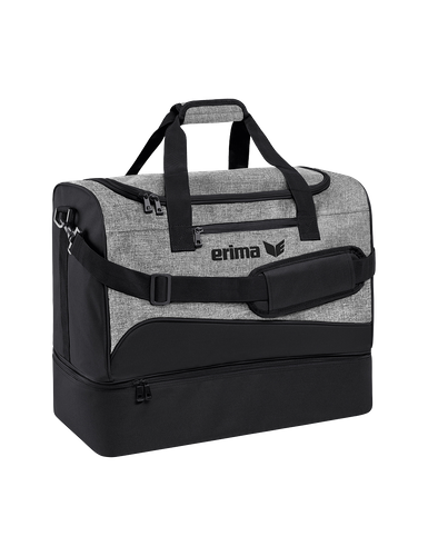 erima Club 1900 2.0 sports bag with bottom compartment