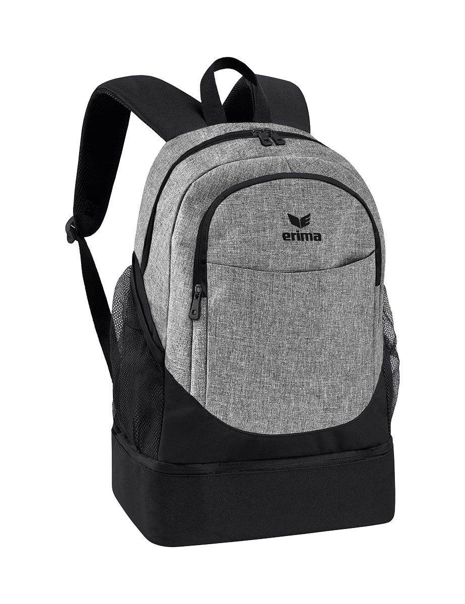 erima Club 1900 2.0 backpack with bottom compartment