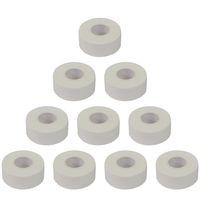 10 Rollen ELF Sports Tape weiß - Länge: 10m - in verschiedenen Breiten (2,5 & 3,8cm)