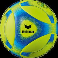 5 x erima Hybrid Match Snow 2019 inkl. Ballschlauch