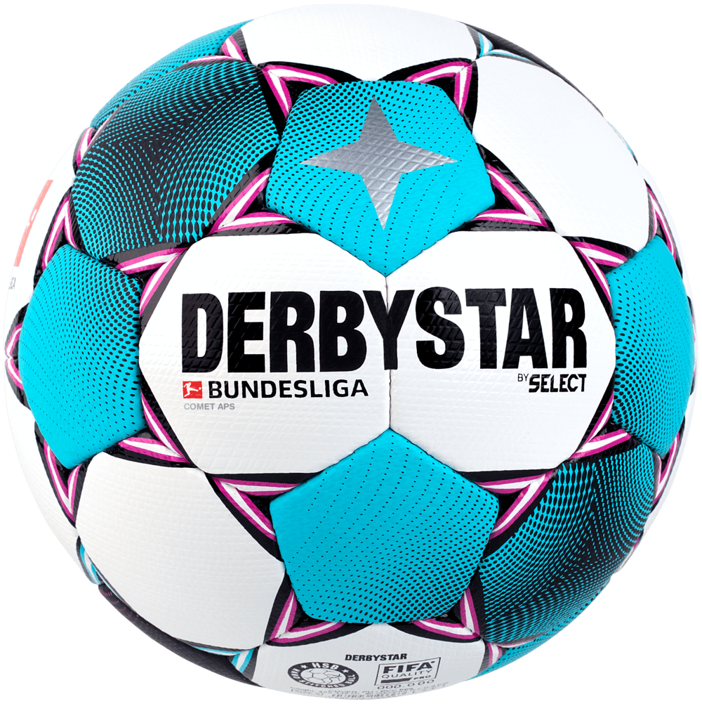 DERBYSTAR Match Ball - Bundesliga Comet APS 20/21
