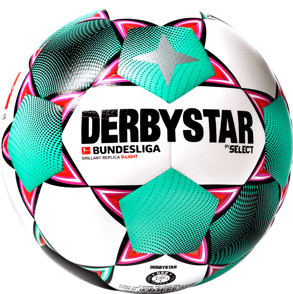 DERBYSTAR Training Ball - Bundesliga Brillant Replica S-Light 20/21