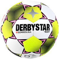 10 x DERBYSTAR training ball - BUNDESLIGA BRILLANT TT 20/21 incl. ball bag