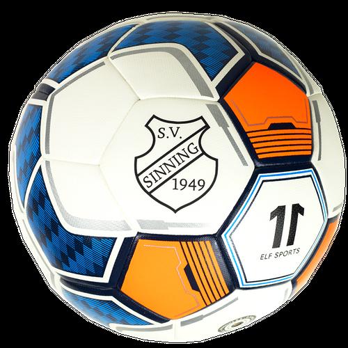 Print logo on football