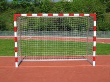 Handballtor, vollverschweißt mit hoher Standfestigkeit