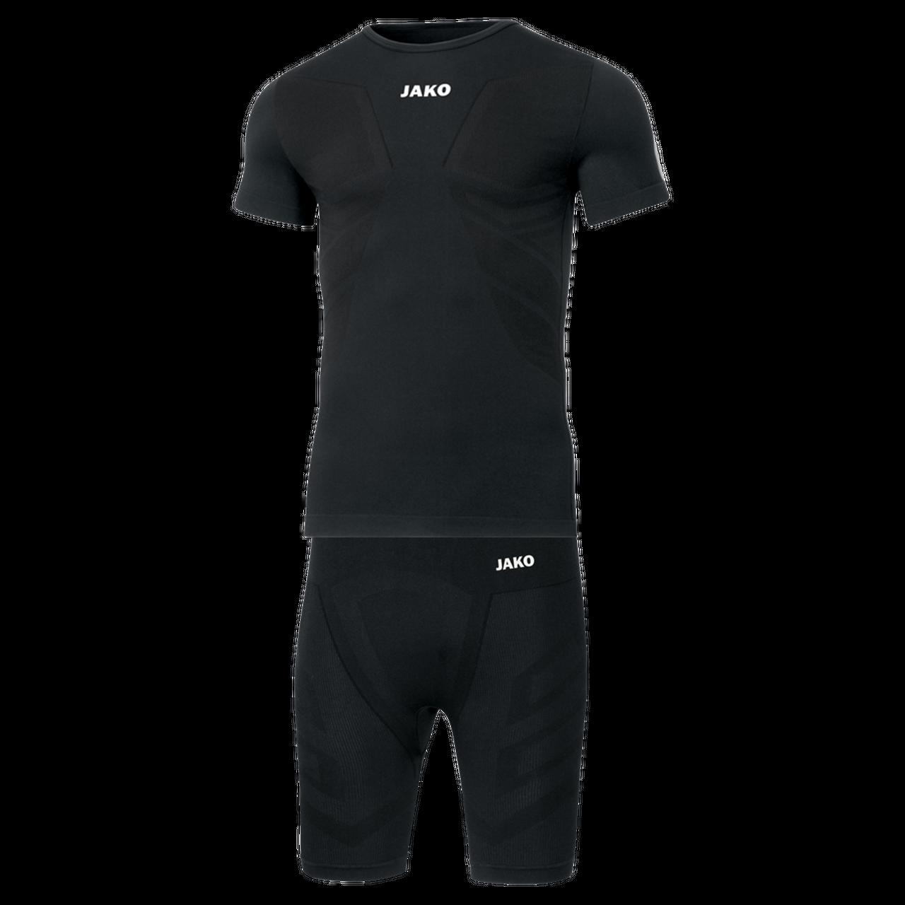 [Set] JAKO T-Shirt comfort 2.0 + Short Toght Comfort 2.0