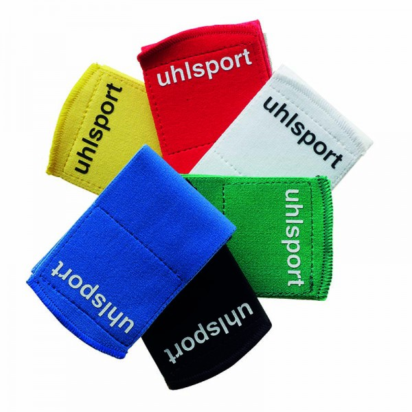 Uhlsport shin guard holder 6,5 cm (3 pairs)