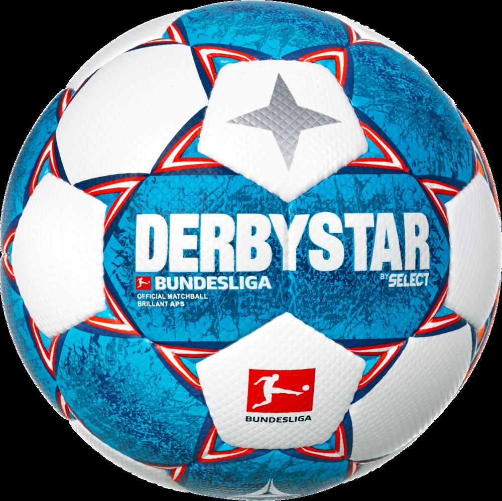 DERBYSTAR Match Ball - Bundesliga Brillant APS 20/21