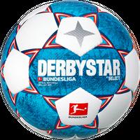 5 x DERBYSTAR Spielball - BUNDESLIGA BRILLANT APS 21/22 inkl. Ballschlauch