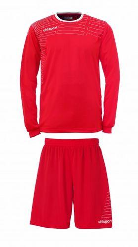 Uhlsport MATCH Team Kit (Shirt&Shorts) Langarm