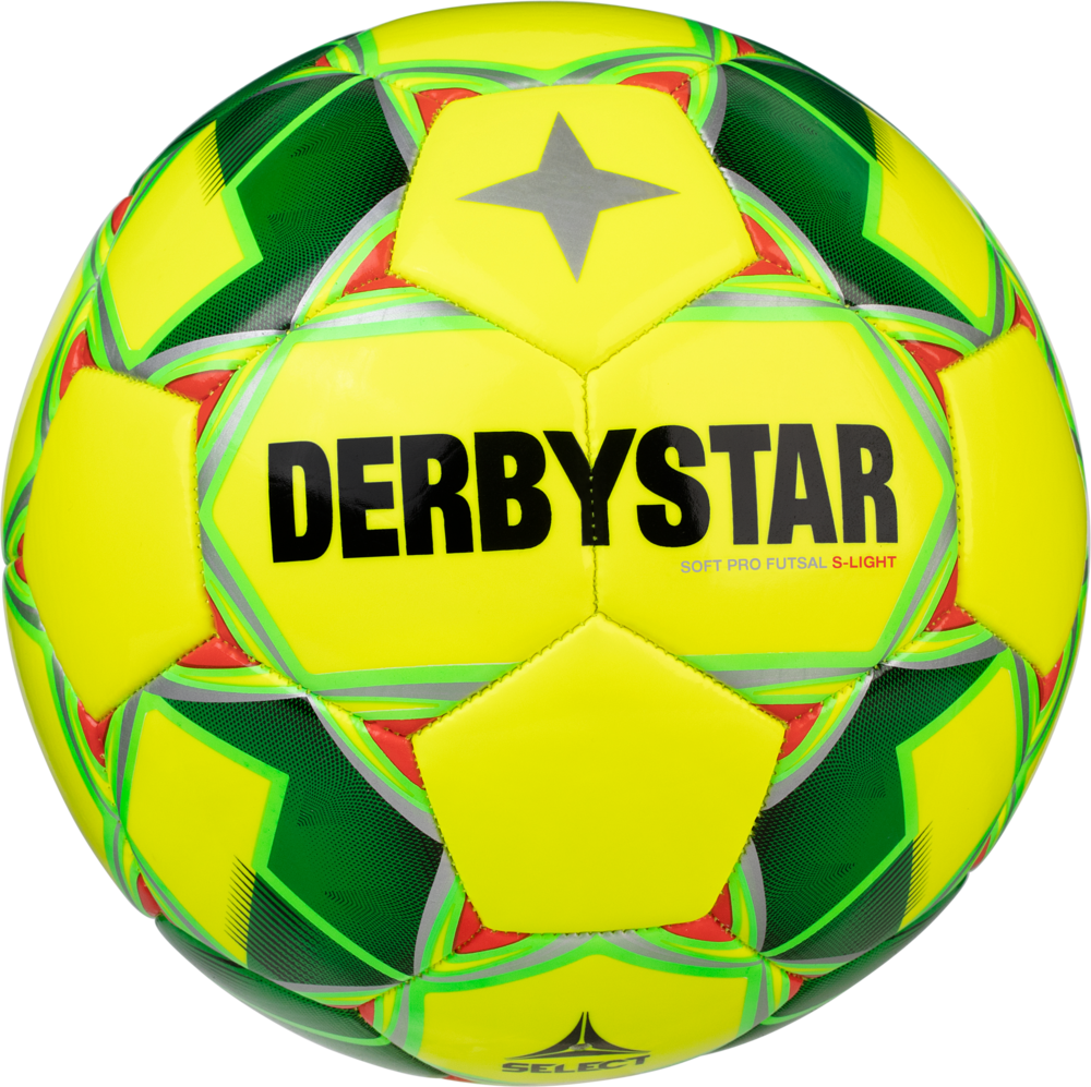 DERBYSTAR Youth Ball Futsal - BASIC PRO S-LIGHT - Size 3