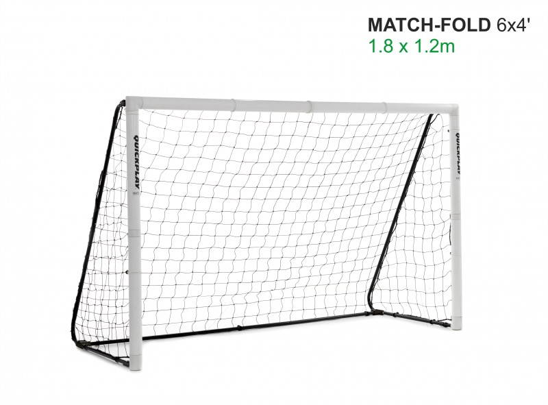 Quick Play - Match Fold 1,80m x 1,20m - Football goal