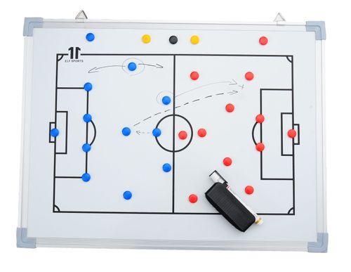 Magnet - Fußball Taktiktafel inkl. Zubehör - verschiedene Größen wählbar