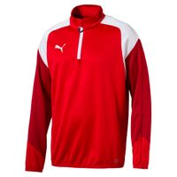 PUMA Esito 4 1/4 Zip Training Top