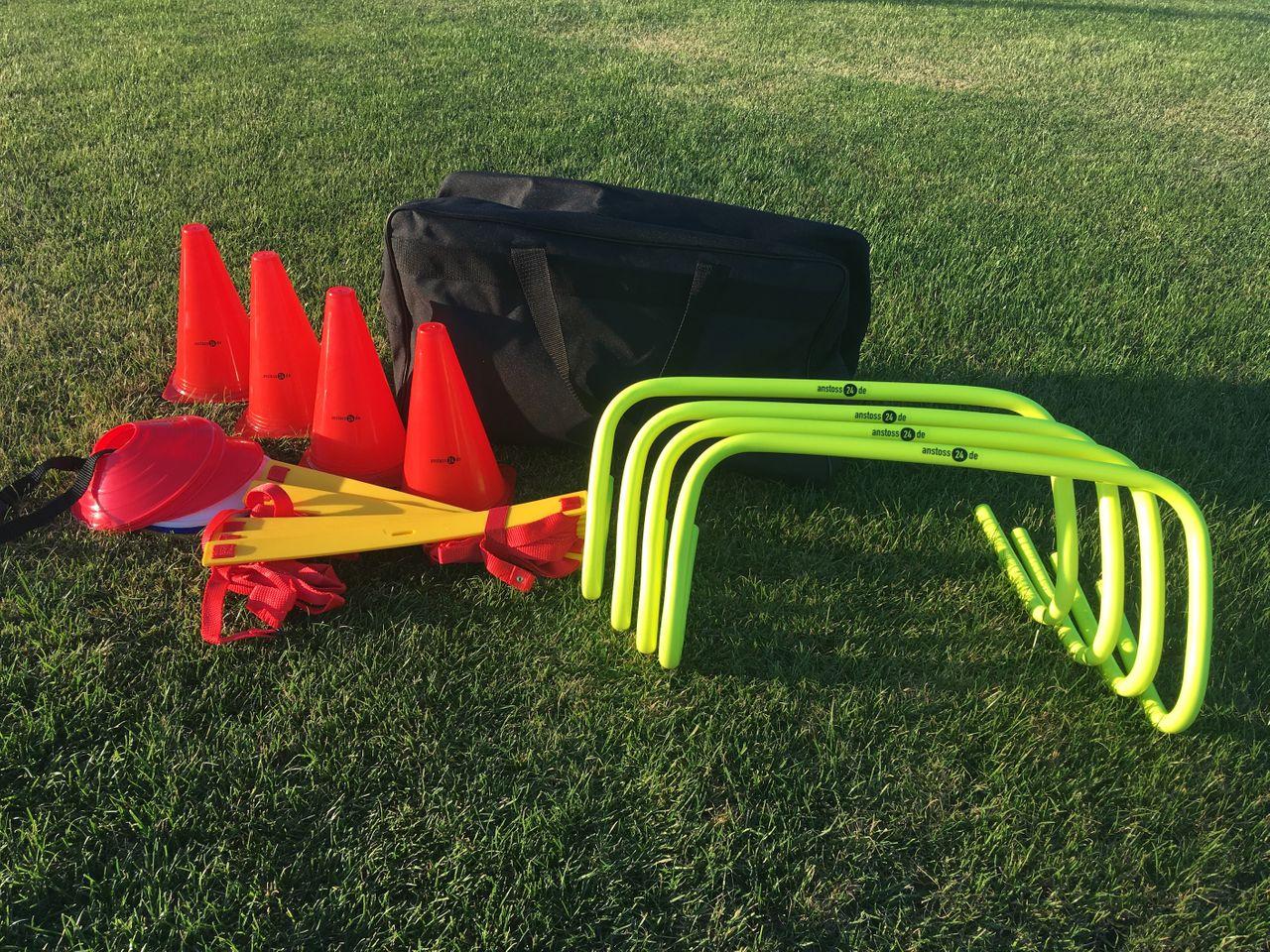 Trainings-Set: Koordination, Schnelligkeit und Sprungkraft
