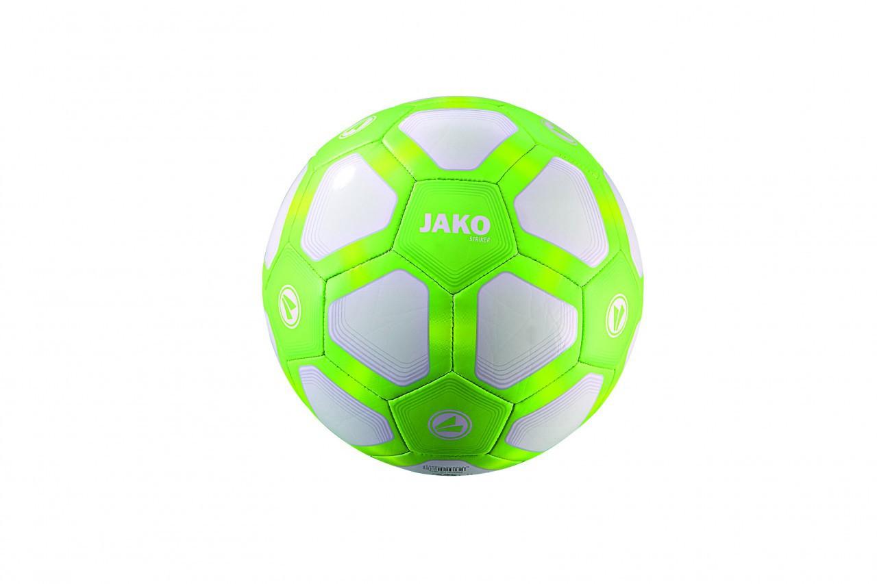 10 x JAKO Jugendball - Striker inkl. Ballsack