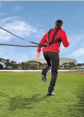 ELF Sports Sprintgurt für Schnellkraft- und Sprinttraining