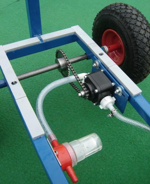 Nassmarkierwagen 202B - mit mechanischer Pumpe