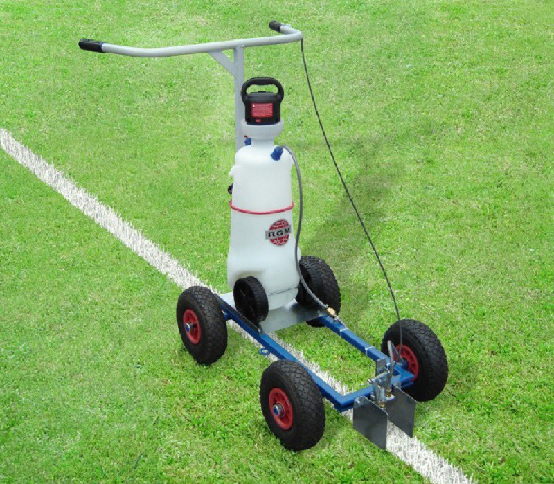 Wet marking trolley 101B - with electric pump