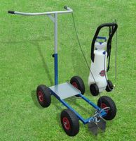 Wet marking trolley 101B - with hand pump