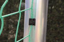 Fußballtor - Bolzplatztor - 3,00 x 2,00 m mit Stahlauslage - inkl. Netz