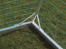 Fußballtor - mobiles Jugendtor - 5,00 x 2,00 m - Vollaluminium