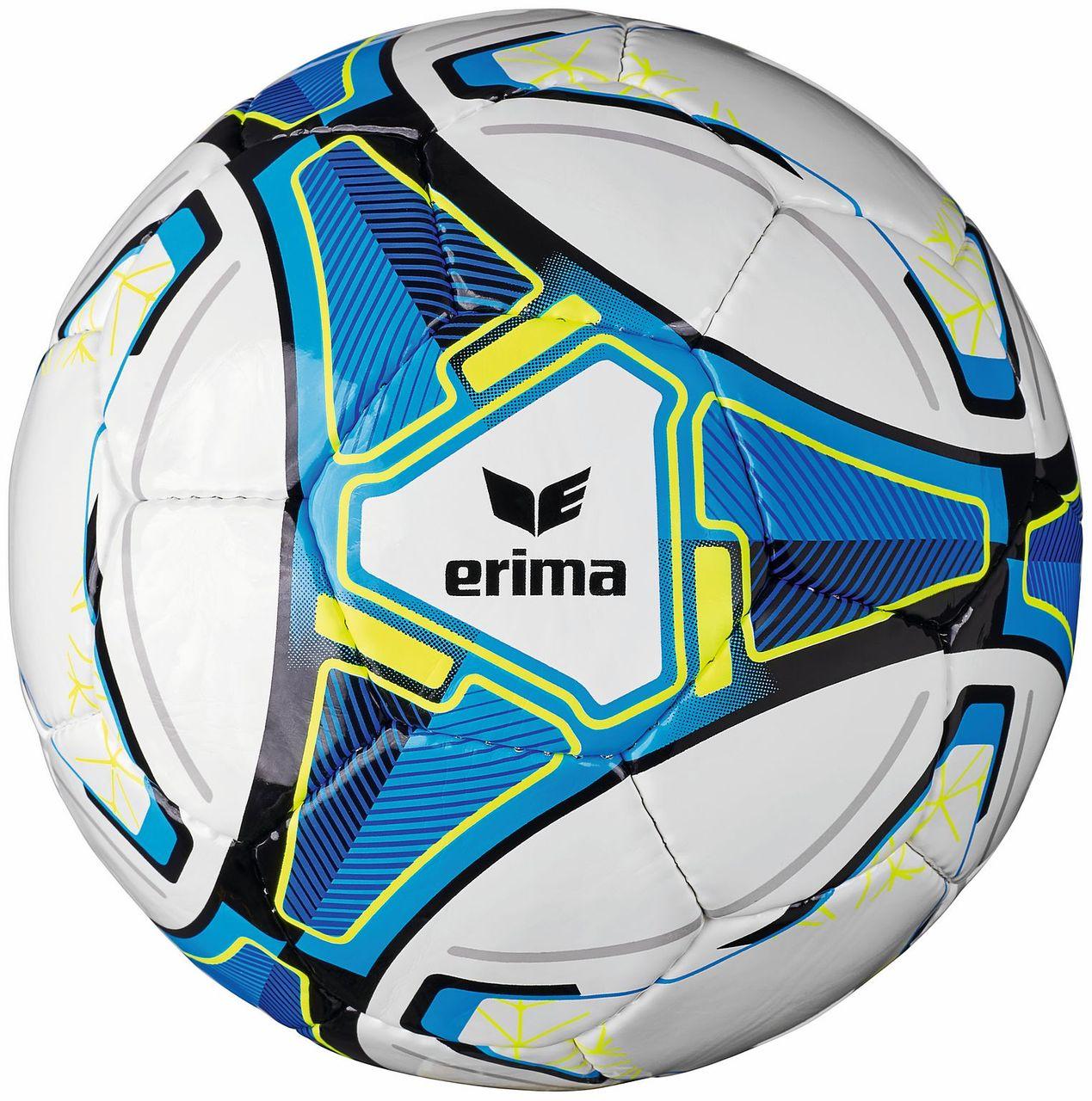 10 x Erima Trainingsball Allround Training inkl. Ballsack
