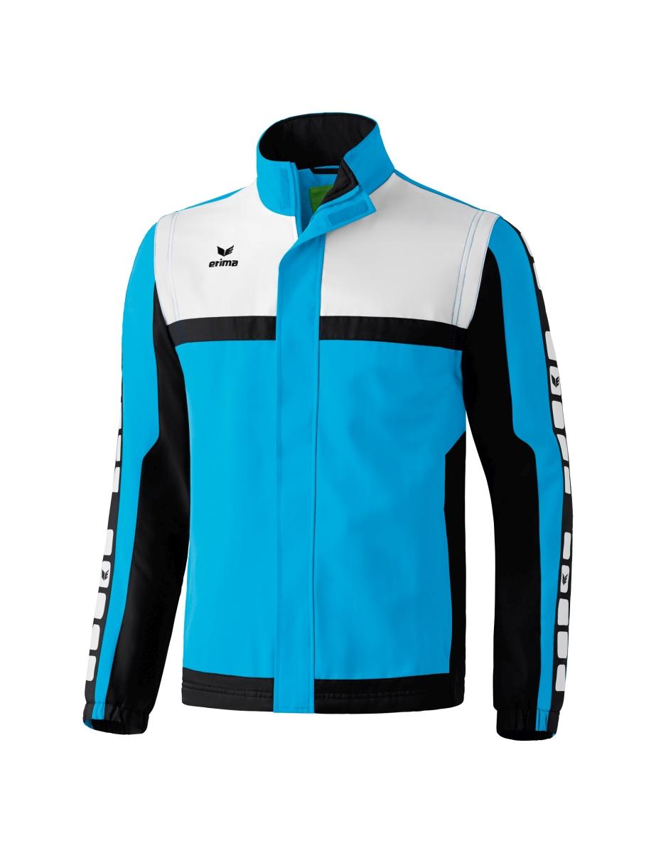 erima CLASSIC 5-CUBES Jacke mit abnehmbaren Ärmeln