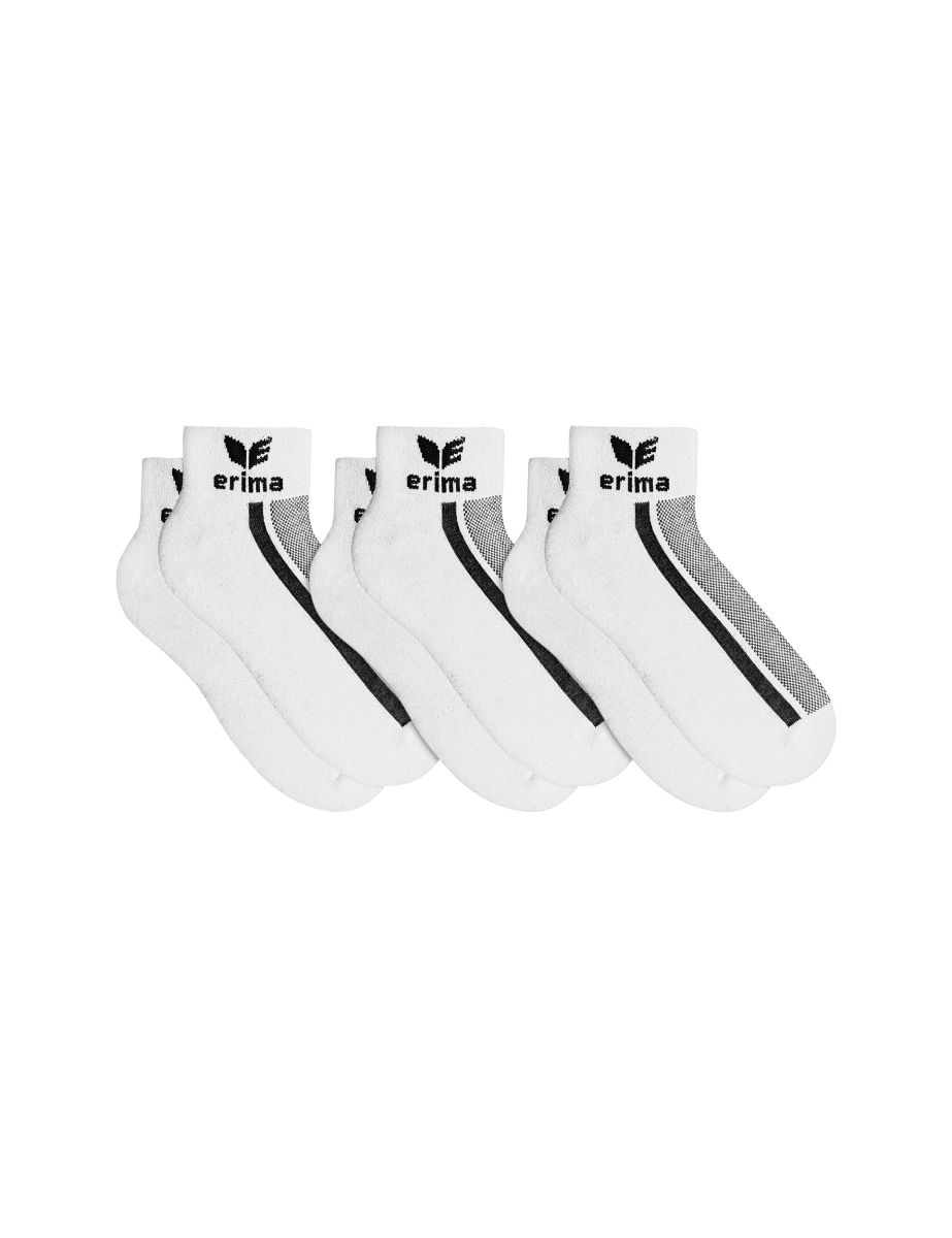 erima Kurzsocken 3-Pack