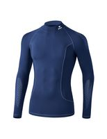 erima Elemental long sleeve with stand-up collar
