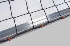 2 Stück Bodenrahmen Modell Bundesliga - für Großfeldtore - hochklappbar