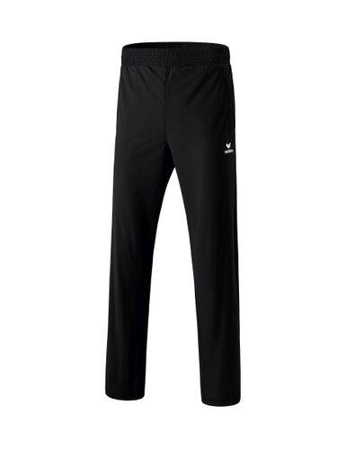 erima sweatpants with full-length zipper