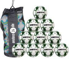 10 x DERBYSTAR Trainingsball - APUS TT inkl. Ballsack