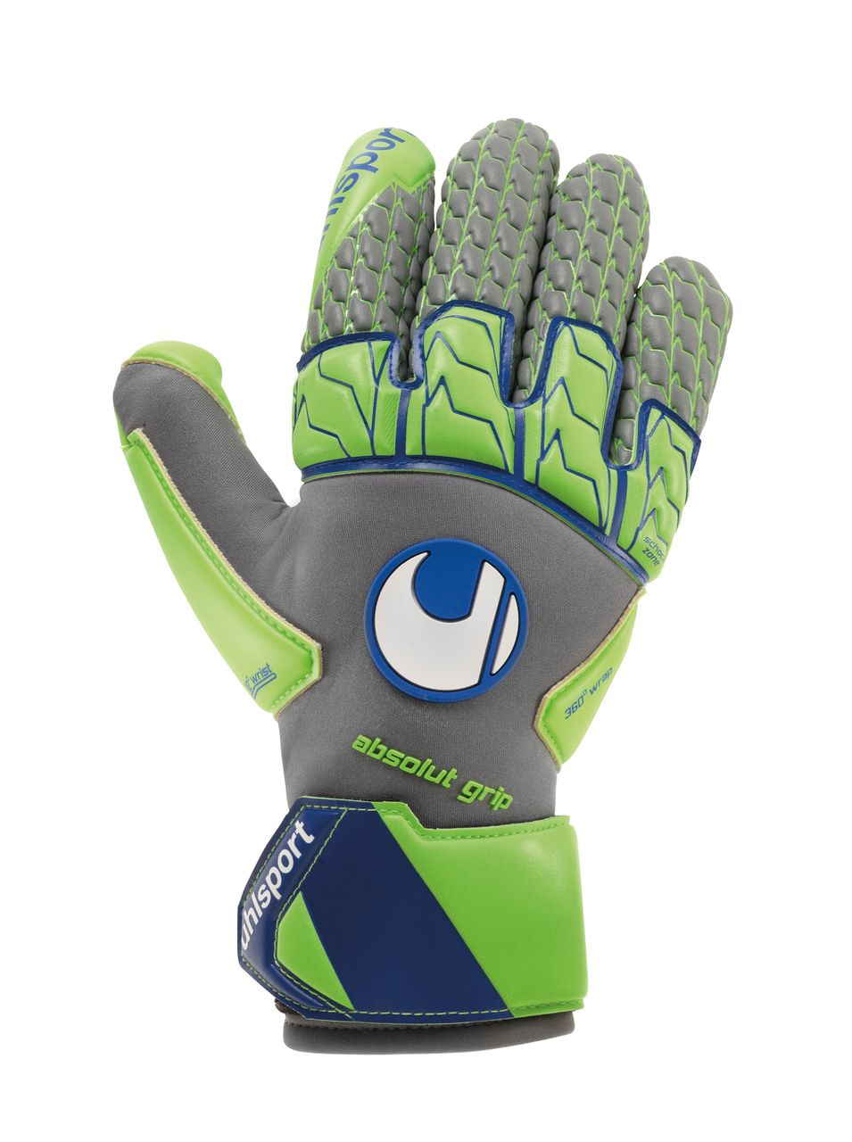 Uhlsport TENSIONGREEN ABSOLUTGRIP REFLEX