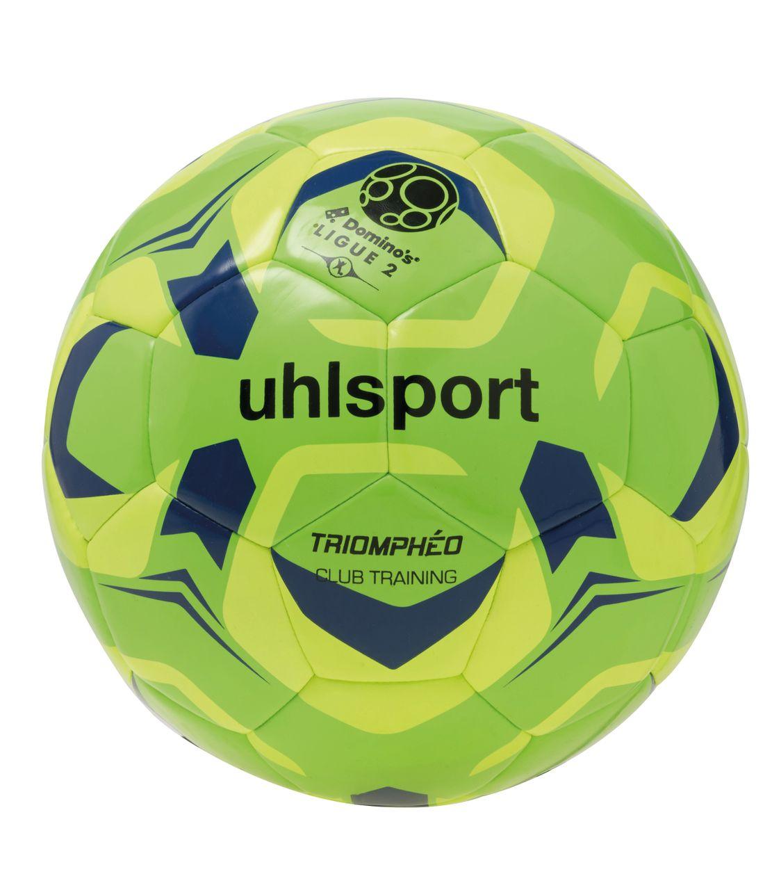 Uhlsport Trainingsball TRIOMPHÉO CLUB TRAINING