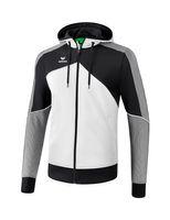 erima Premium One 2.0 track suit jacket with hood