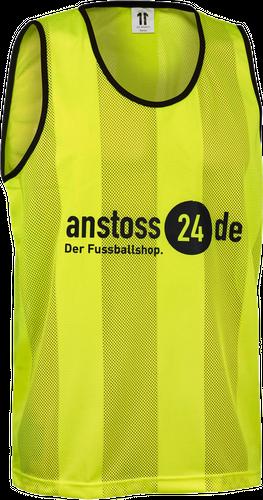 """ELF Sports Leibchen mit Druck """"anstoss24.de"""""""