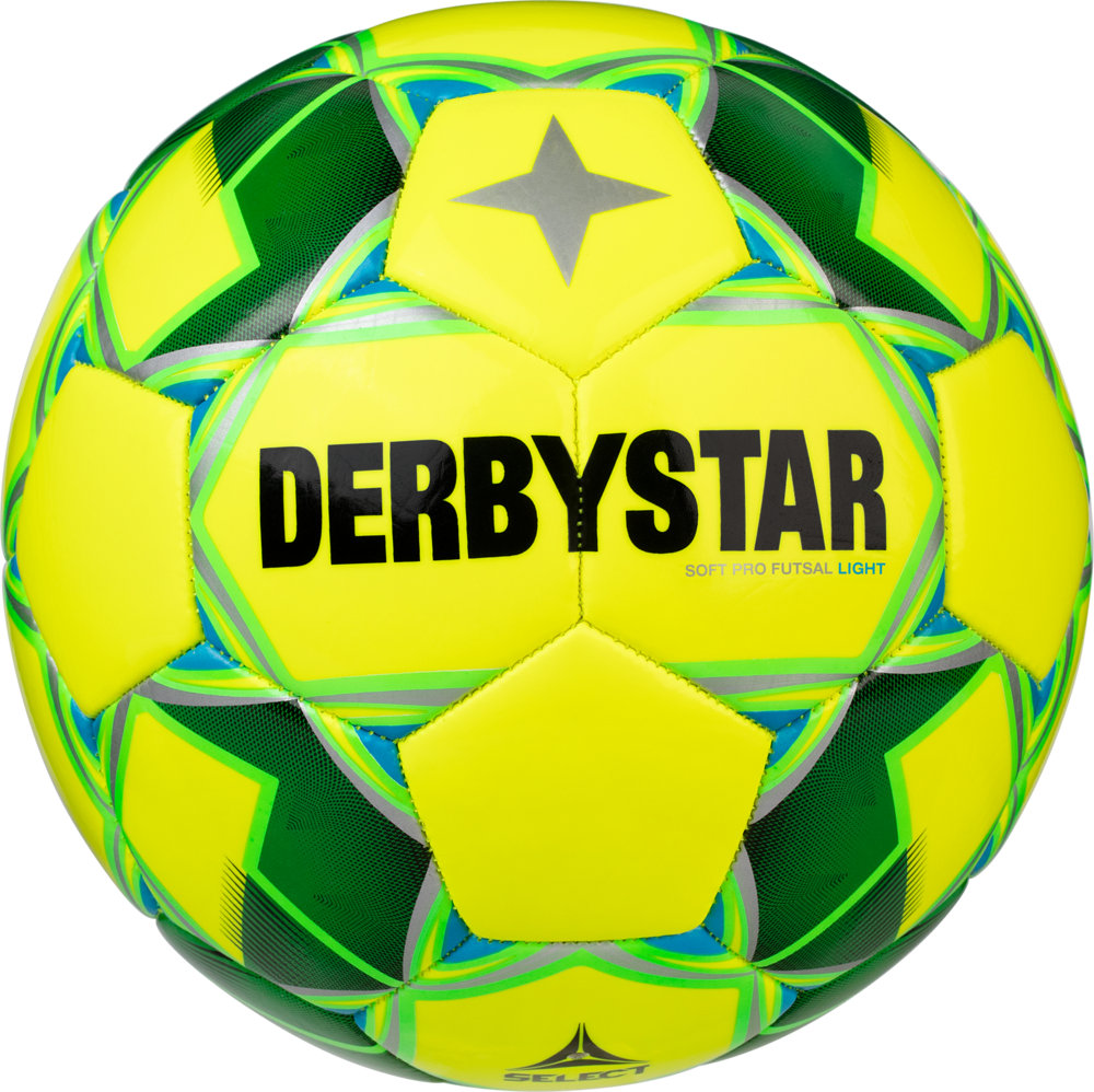 DERBYSTAR Youth Ball Futsal - SOFT PRO LIGHT