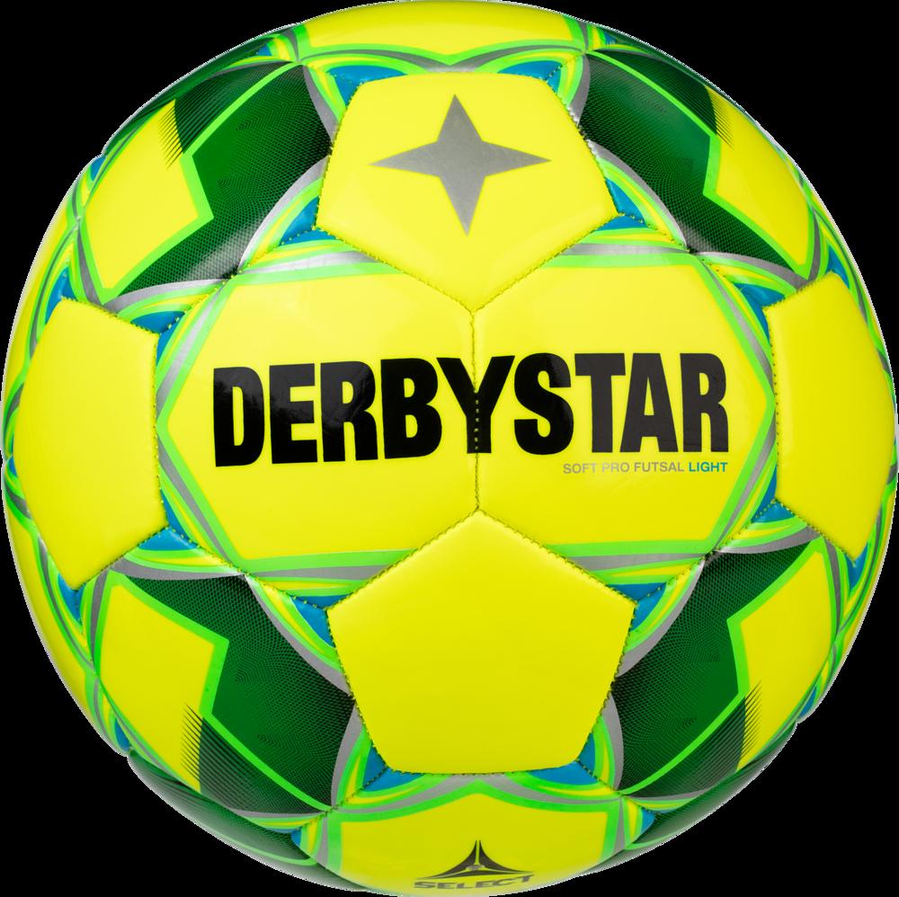 DERBYSTAR Jugendball Futsal - SOFT PRO LIGHT