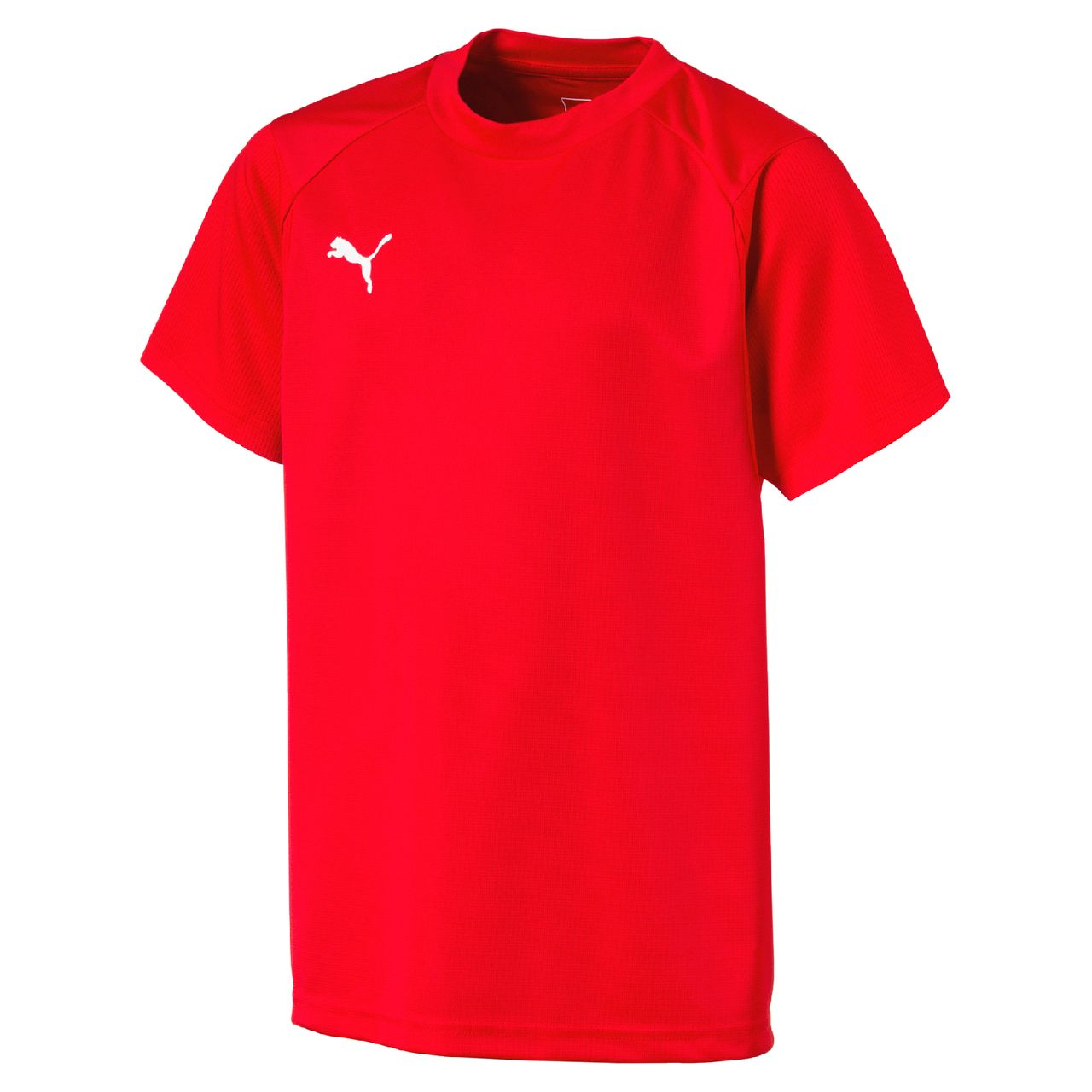 PUMA LIGA Training Jersey Junior Kurzarm