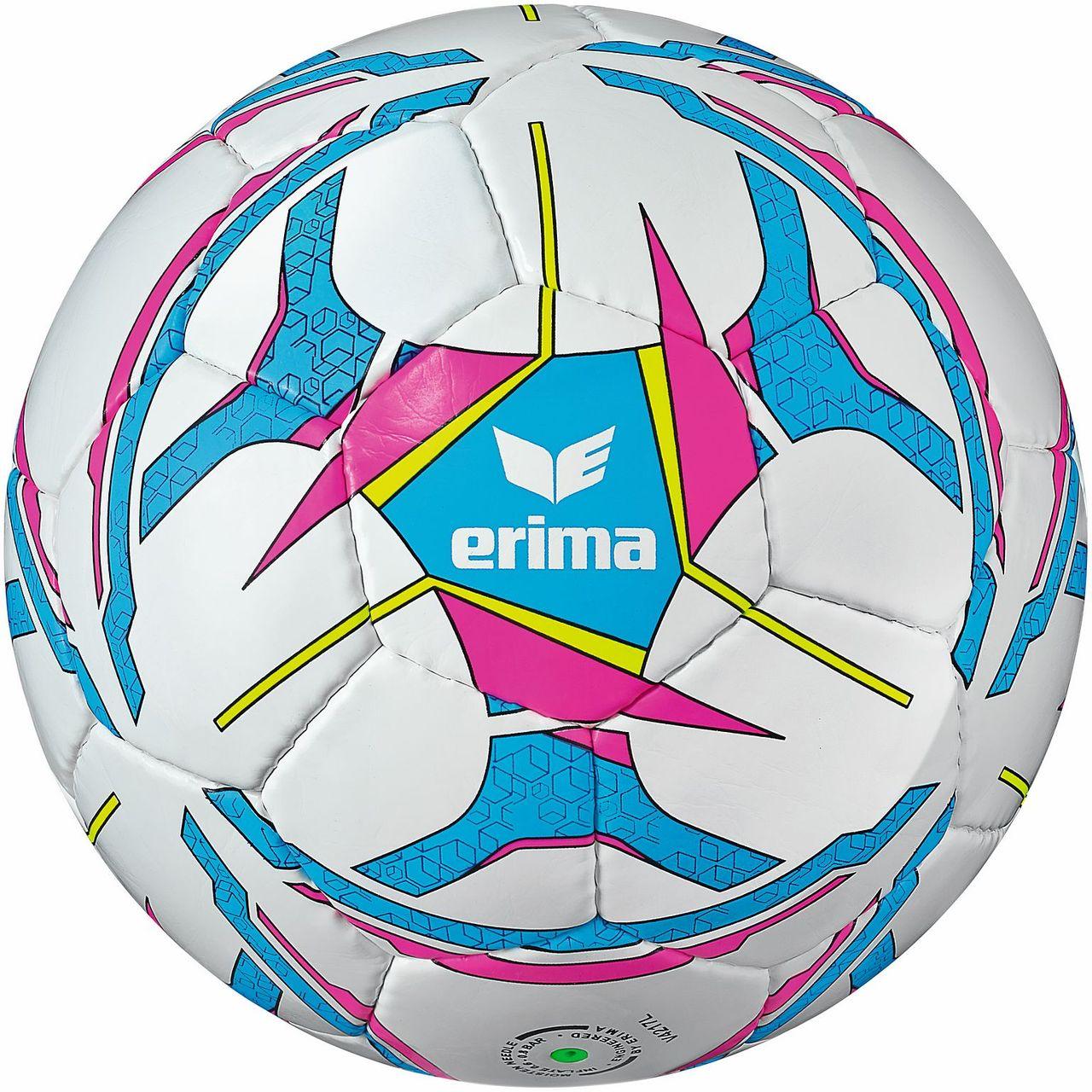10 x erima Trainingsball Senzor Allround Training inkl. Ballsack