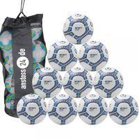 10 x Uhlsport Trainingsball INFINITY SYNERGY MOTION 3.0 inkl. Ballsack 001