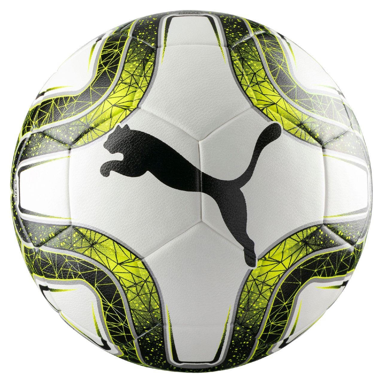 10 x PUMA Trainingsball - FINAL 5 Hardground inkl. Ballsack