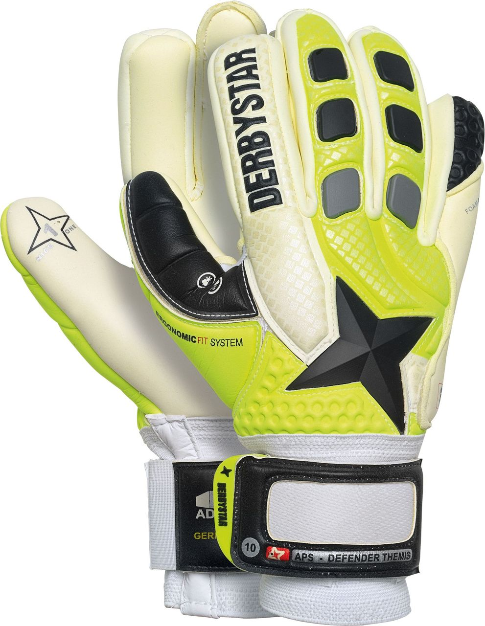 DERBYSTAR APS DEFENDER Themis - Goalkeeper glove